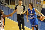 DESCRIZIONE : Parma All Star Game 2012 Donne Torneo Ocme Lega A1 Femminile 2011-12 FIP <br /> GIOCATORE : Giorgia Sottana<br /> CATEGORIA : palleggio<br /> SQUADRA : Nazionale Italia Donne Ocme All Stars<br /> EVENTO : All Star Game FIP Lega A1 Femminile 2011-2012<br /> GARA : Ocme All Stars Italia<br /> DATA : 14/02/2012<br /> SPORT : Pallacanestro<br /> AUTORE : Agenzia Ciamillo-Castoria/C.De Massis<br /> GALLERIA : Lega Basket Femminile 2011-2012<br /> FOTONOTIZIA : Parma All Star Game 2012 Donne Torneo Ocme Lega A1 Femminile 2011-12 FIP <br /> PREDEFINITA :