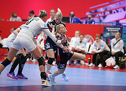 KOLDING, DENMARK - DECEMBER 5: during the EHF Euro 2020 Group D match between Germany and Norway in Sydbank Arena, Kolding, Denmark on December 5, 2020. Photo Credit: Allan Jensen/EVENTMEDIA.