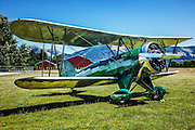 1932 Waco UBA at WAAAM.
