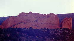 Colorado Rockies - 2000 - Colorado Springs - Garden of the Gods