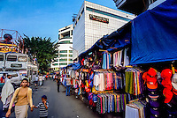 Indonesia, Java, Jakarta. Blok M Plaza and Pasaraya Grande are main shopping centers in Blok M.