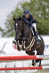 Putters Evelyne, BEL, Angel van T Hof<br /> Belgisch Kampioenschap Jeugd Azelhof - Lier 2020<br /> © Hippo Foto - Dirk Caremans<br /> 02/08/2020