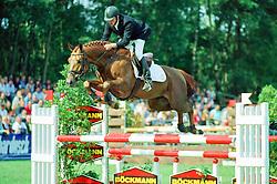 , Warendorf - Bundeschampionate 31.08. - 03.09.2000, Landgold 3 - Grom, Richard