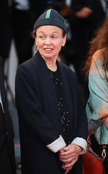 September 2, 2017 - Venice, Italy - Laurie Anderson walks the red carpet ahead of the 'Suburbicon' screening during the 74th Venice Film Festival  in Venice, Italy, on September 2, 2017. (Credit Image: © Matteo Chinellato/NurPhoto via ZUMA Press)