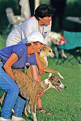 Owners & Greyhounds