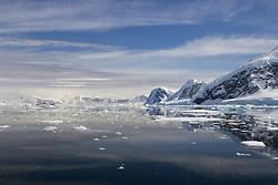 ice,  Neko Harbour, Antarctica