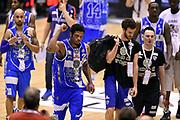 DESCRIZIONE : Milano Lega A 2014-15 EA7 Emporio Armani Milano vs Banco di Sardegna Sassari playoff Semifinale gara 7 <br /> GIOCATORE : Jeff Brooks<br /> CATEGORIA : esultanza postgame<br /> SQUADRA : Banco di Sardegna Sassari<br /> EVENTO : PlayOff Semifinale gara 7<br /> GARA : EA7 Emporio Armani Milano vs Banco di Sardegna SassariPlayOff Semifinale Gara 7<br /> DATA : 10/06/2015 <br /> SPORT : Pallacanestro <br /> AUTORE : Agenzia Ciamillo-Castoria/GiulioCiamillo<br /> Galleria : Lega Basket A 2014-2015 Fotonotizia : Milano Lega A 2014-15 EA7 Emporio Armani Milano vs Banco di Sardegna Sassari playoff Semifinale  gara 7 Predefinita :