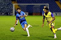 Macauley Southam-Hales. Stockport County 0-0 Solihull. Vanarama National League. 27.10.20