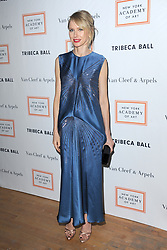 April 3, 2017 - New York, NY, USA - April 3, 2017  New York City..Naomi Watts attending the 2017 Tribeca Ball at the New York Academy of Art on April 3, 2017 in New York City. (Credit Image: © Kristin Callahan/Ace Pictures via ZUMA Press)