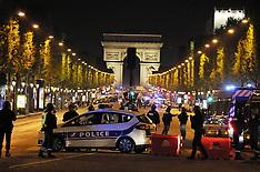 Paris: Policeman Killed in Terror Attack - 20 April 2017