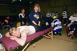 Rick & Dick Hoyt, Boston Marathon 1994