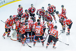 Players of Austria during Friendly Ice-hockey match between National teams of Slovenia and Austria on April 19, 2013 in Ice Arena Tabor, Maribor, Slovenia. (Photo By Vid Ponikvar / Sportida)