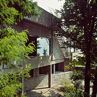 Architect Marcel Breuer, 1968