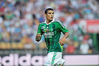 FOOTBALL - FRENCH CHAMPIONSHIP 2011/2012 - L1 - AS SAINT ETIENNE v AS NANCY LORRAINE - 13/08/2011 - PHOTO JEAN MARIE HERVIO / DPPI - IDRISS SAADI (ASSE)
