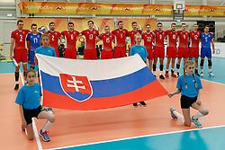 20170524 NED: 2018 FIVB Volleyball World Championship qualification, Koog aan de Zaan<br />Team Slovakia <br />©2017-FotoHoogendoorn.nl / Pim Waslander