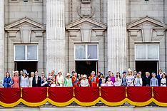 Full Family on Balcony - 8 June 2019