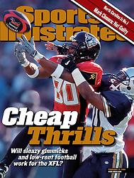 XFL, Sports Illustrated, 2001