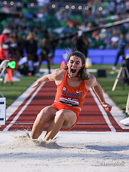USA Olympic Track and Field Team Trials<br /> June 18-28, 2021 <br /> Eugene, Oregon, USA<br /> day 7 of competition: