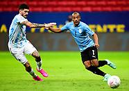 18/06 Argentina v Uruguay