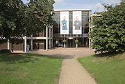 Modern high-tech businesses located in Cambridge Science park, Cambridge, England founded by Trinity College in 1970, is the oldest science park in the United Kingdom.