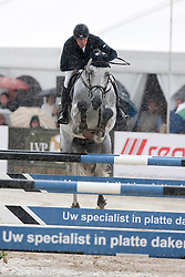 Cleeren Kristof (BEL) - Blue Boy van Berkenbroeck  Grand Prix BMW Aalst 2011<br /> © Dirk Caremans
