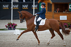 Voets Sanne, NED, Demantur<br /> Nederlands Kampioenschap Dressuur <br /> Ermelo 2017<br /> © Hippo Foto - Dirk Caremans<br /> 15/07/2017