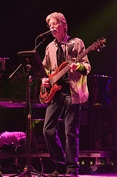 Phil Lesh, Bassist, performing with the Furthur Band in Concert at the Oakdale Theater, Wallingford CT on 8 March 2011