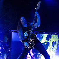 Machine Head performing live at Manchester Central, Manchester, 2011-11-06