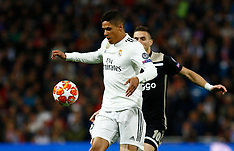 Real Madrid v Ajax - 6 Mar 2019