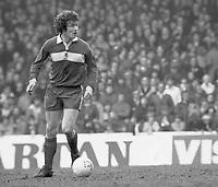 Fotball<br /> England <br /> Foto: Colorsport/Digitalsport<br /> NORWAY ONLY<br /> <br /> Willie Maddren - Middlesbrough. Manchester City v Middlesbrough, 25/3/75.