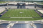 """A general view of the Allen High School football stadium in Allen, Texas on August 24, 2016. """"CREDIT: Cooper Neill for The Wall Street Journal""""<br /> TX HS Football sponsorships"""