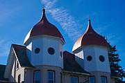 Unusual home architecture, Quakertown, Bucks Co., PA