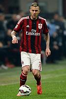 Jeremy Menez Milan<br /> Milano 21-03-2015 Stadio Giuseppe Meazza - Football Calcio Serie A Milan - Cagliari. Foto Giuseppe Celeste / Insidefoto