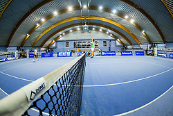 Arena at Tennis exhibition day and Slovenian Tennis personality of the year 2013 annual awards presented by Slovene Tennis Association TZS, on December 21, 2013 in BTC City, TC Millenium, Ljubljana, Slovenia.  Photo by Vid Ponikvar / Sportida
