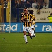NLD/Arnhem/20051211 - Voetbal, Vitesse - Ajax 2005, Stijn Vreven