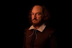 Kenneth Branagh as William Shakespeare