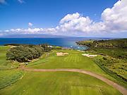 Kapalua Plantation Course hole #11