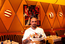NV: Las Vegas, Nevada, Circo Restaurant, Bellagio Hotel and Casino, Photo: nvvg99102  .Photo copyright: Lee Foster, www.fostertravel.com, 510-549-2202, lee@fostertravel.com