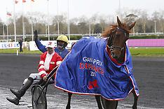 HIPPISME : Grand Prix de France - 11 February 2018