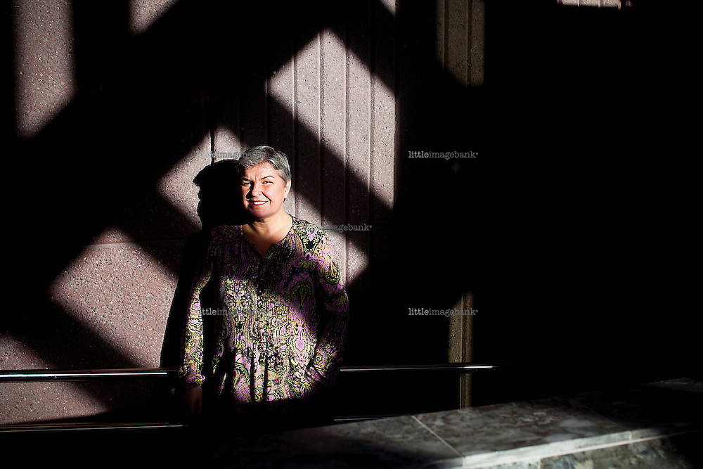 Oslo, Norge, 30.10.2012. Tidligere leder i Mosisk trossmfunn Anne Sender. Foto: Christopher Olssøn.