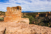 Tower Point Ruins, Hovenweep National Monument, Utah USA