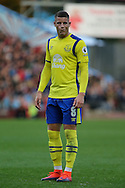 Ross Barkley of Everton looks on. Premier League match, Burnley v Everton at Turf Moor in Burnley , Lancs on Saturday 22nd October 2016.<br /> pic by Chris Stading, Andrew Orchard sports photography.