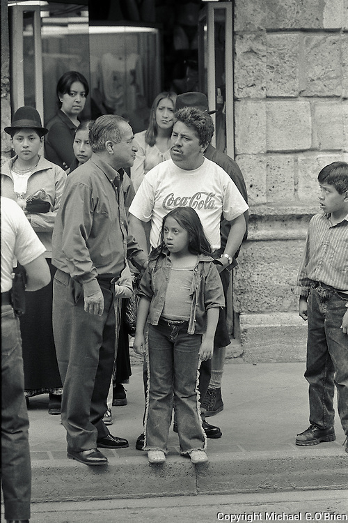 Street Business, Cuenca, Ecuador
