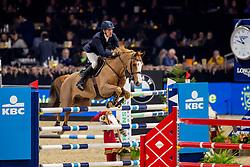 Von Eckermann Henrik, SWE, Best Boy 2<br /> Jumping Mechelen 2019<br /> © Hippo Foto - Dirk Caremans<br />  28/12/2019