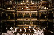 The Royal Portuguese Library, Rio de Janeiro, brazil.