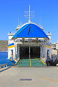 Gozo Channel Line Ferries, Mgarr ferry terminal, Gozo, Malta