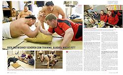 Blick Magazine, Swiss