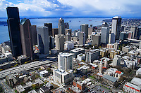 Downtown Seattle & First Hill