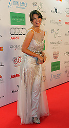 Faviola Martinez at The Global Gift Gala in Marbella, Spain, Sunday August 4th 2013.  Photo by Daniel Perez / DyD Fotografos/ i-Images