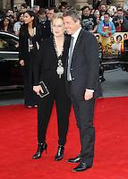 Meryl Streep, Hugh Grant, Florence Foster Jenkins - World film premiere, Leicester Square, London UK, 12 April 2016, Photo by Richard Goldschmidt